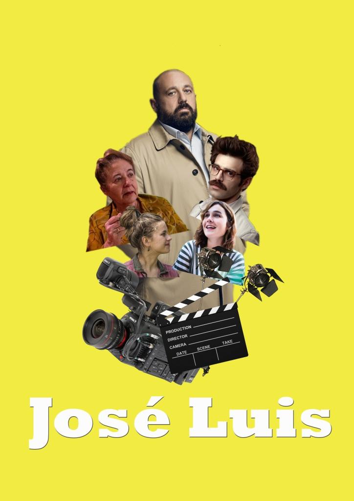 cartel de la serie Jose Luis